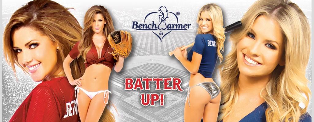 Bikini baseball cards