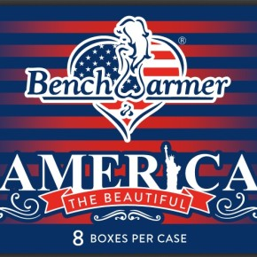 Bench Warmer America the Beautiful