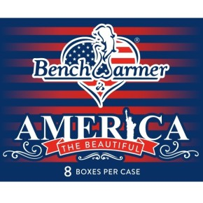 AMERICA THE BEAUTIFUL BENCH WARMER